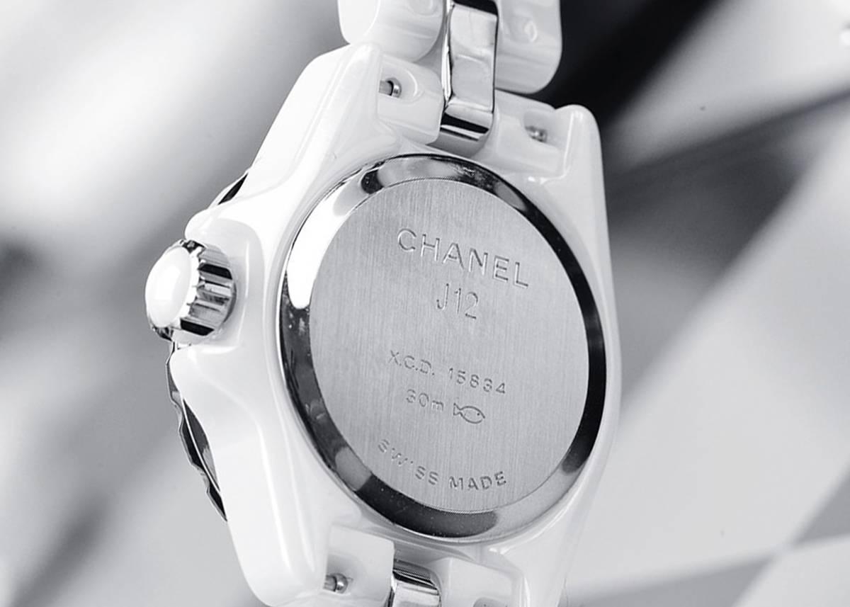シャネル CHANEL 腕時計 J12 H5238 レディース 中古_画像6
