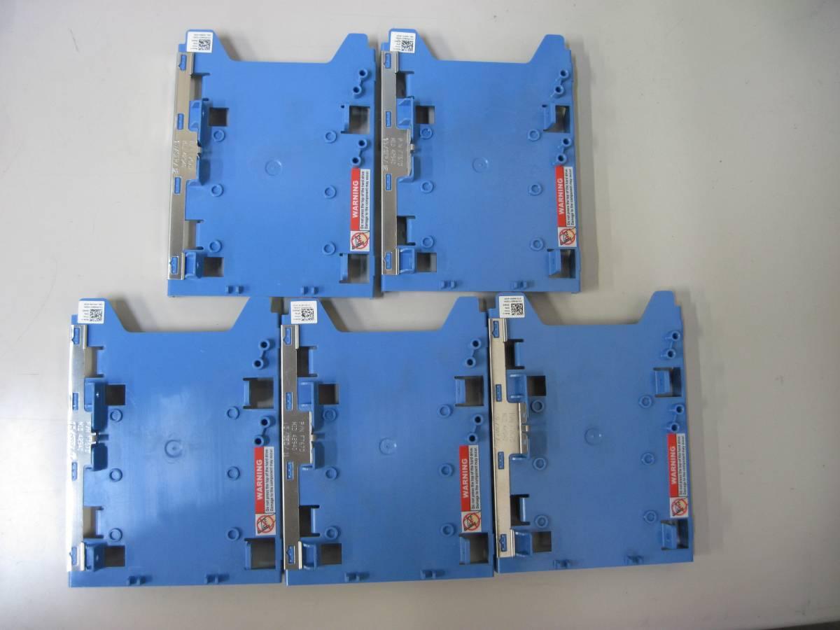 5個セット DELL 2.5インチHDD/SSD 2個装着可能マウンタ デスクトップ3.5インチベイ用 OptiPlex 960/980/990 Precision T3500/5500/7500 等