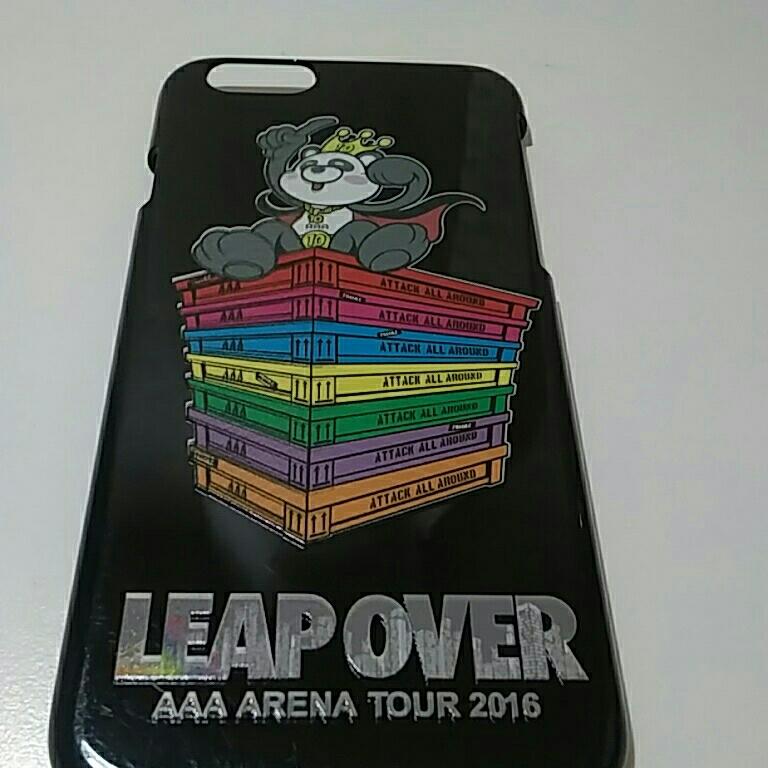 希少 AAA iPhoneケース 6 6s leap over 2015 c284