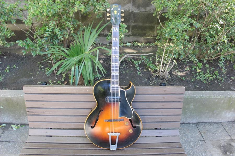Gibson ギブソン 1953年製 ES-175(シリアルA-14655)ビンテージ フルアコ