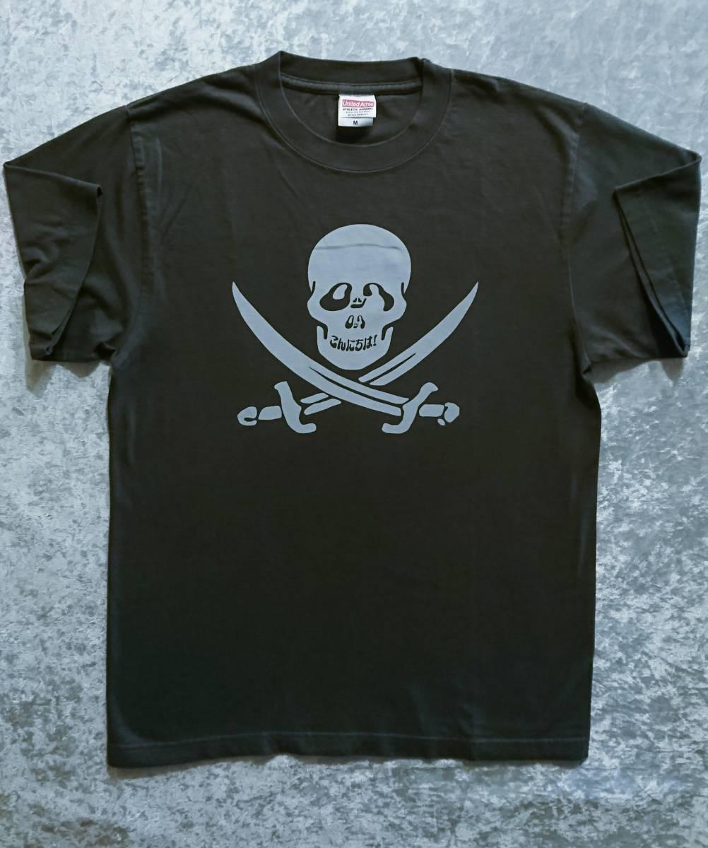スピッツ主催 ロックロックこんにちは!10周年記念限定Tシャツ 風とロック 新品未使用 Mサイズ