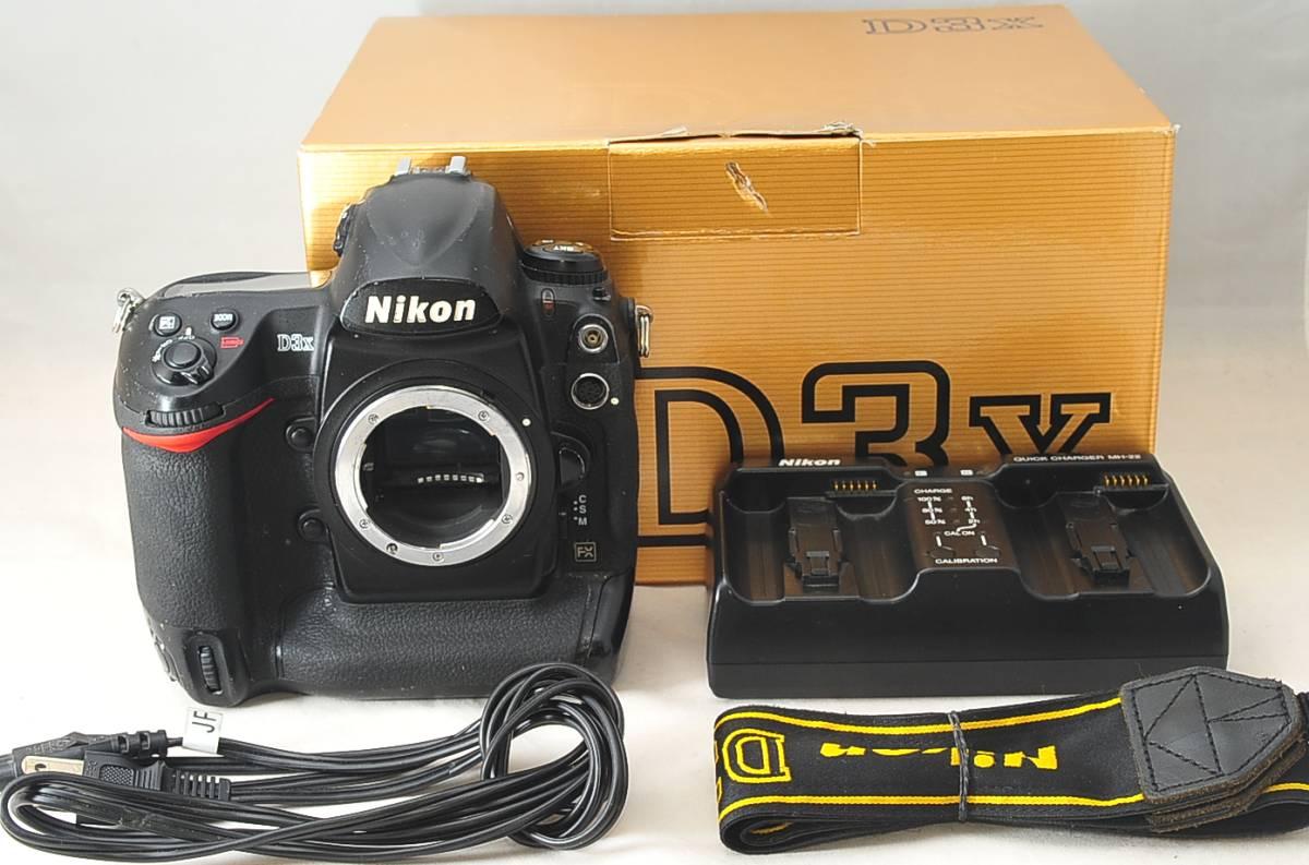 NIKON D3X ニコン