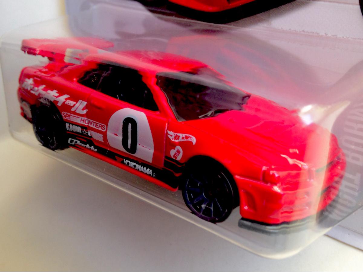 Nissan Skyline GT-R R 34 日産 ニッサン スカイライン Need For Speed ニード フォー スピード 劇中車 Red 赤 2016 絶版3