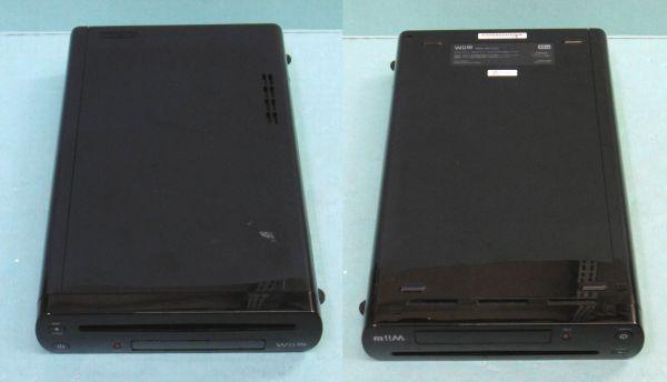 ニンテンドー Wii U 32GB クロ