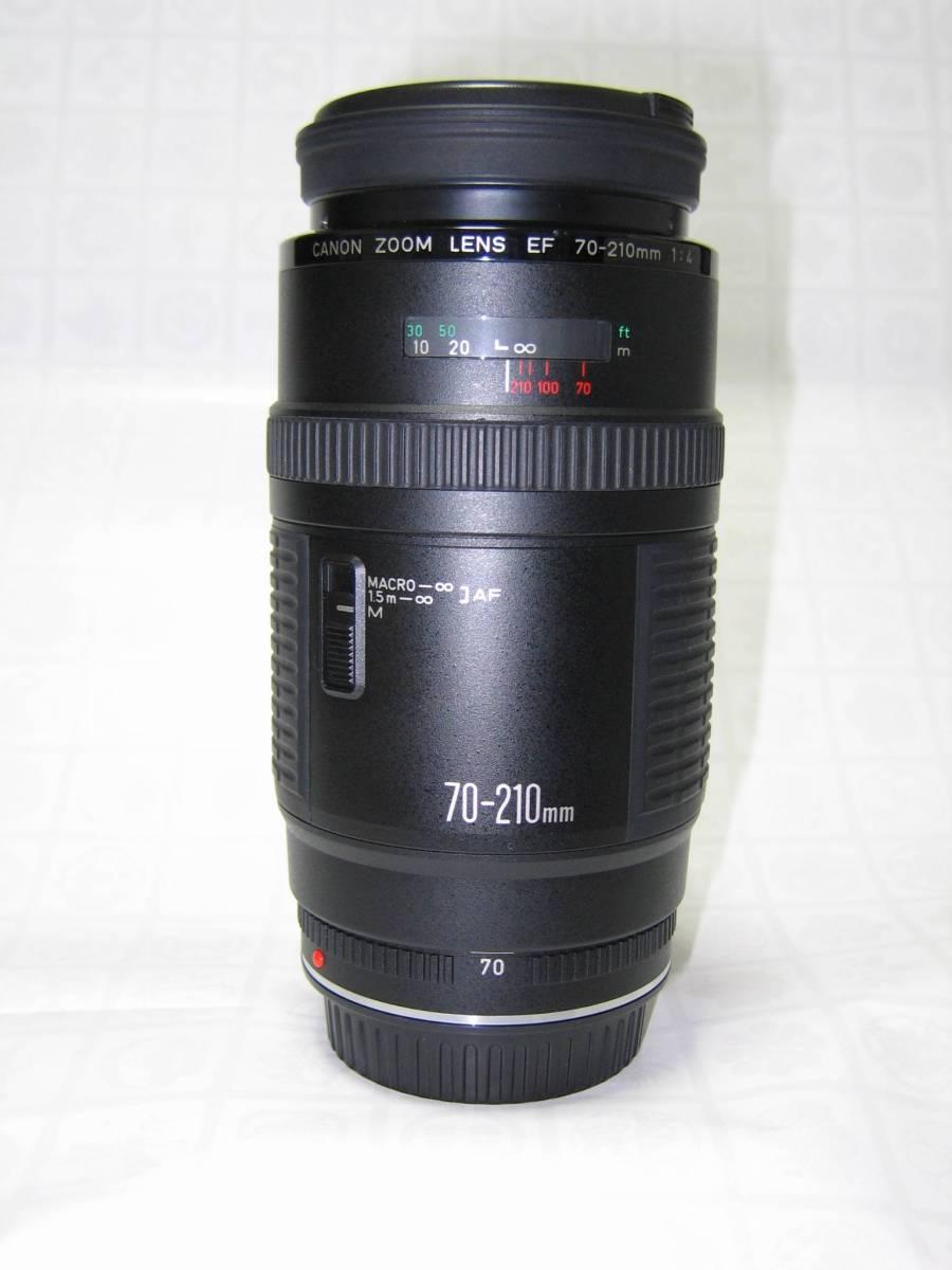 美品 Canon EF 70-210mm f4