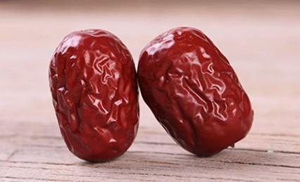 乾燥ナツメ(大紅棗)果実 木の実 上品な棗 中国黄河地域産超大粒棗・ナツメ なつめ ドライフルーツ高品質な紅棗400g(約53~55粒)_画像6