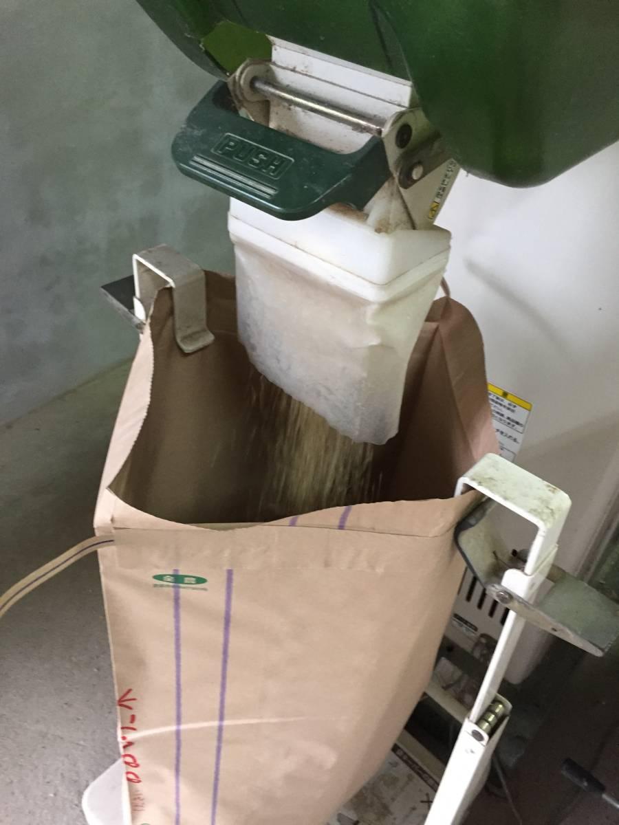 29年新米!★九州本州送料無料★大分県安心院産 ヒノヒカリ 玄米30kg★ひのひかり_画像2
