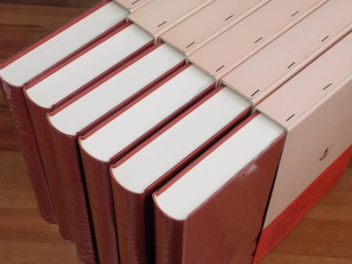 岩波書店 日本古典文学大辞典 全6巻セット_画像4