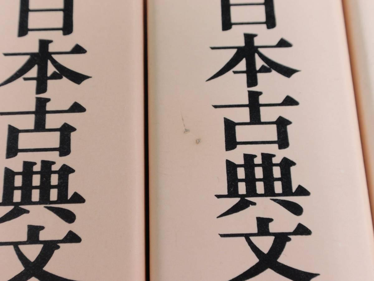 岩波書店 日本古典文学大辞典 全6巻セット_画像2