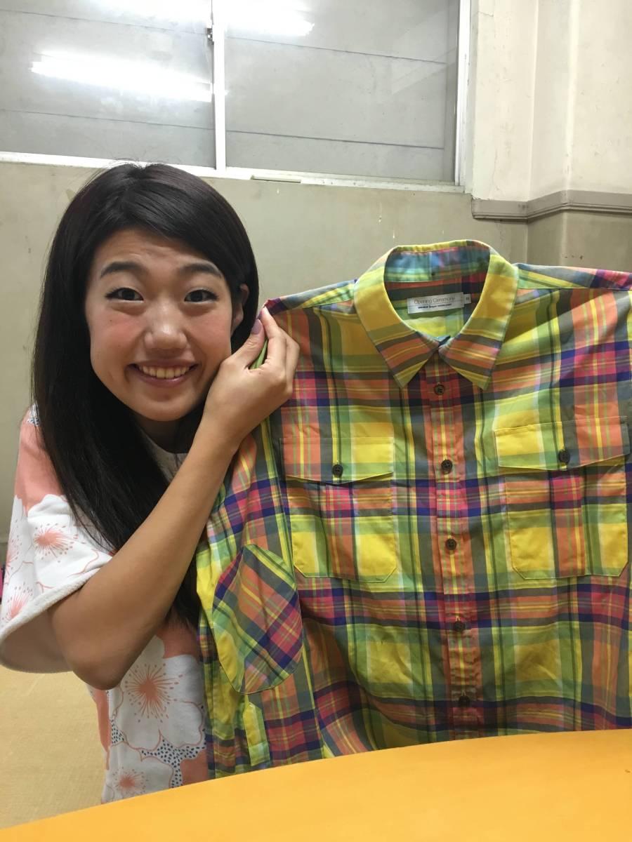 =送料無料!=横澤夏子「英語の先生」ネタ衣装♪本人私物!ご購入頂いた方にはサイン入りチェキ同封します☆