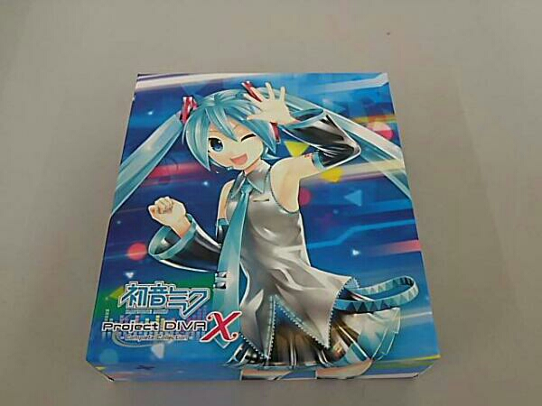 (V.A.) 初音ミク-Project DIVA- X Complete Collection(完全生産限定版) グッズの画像
