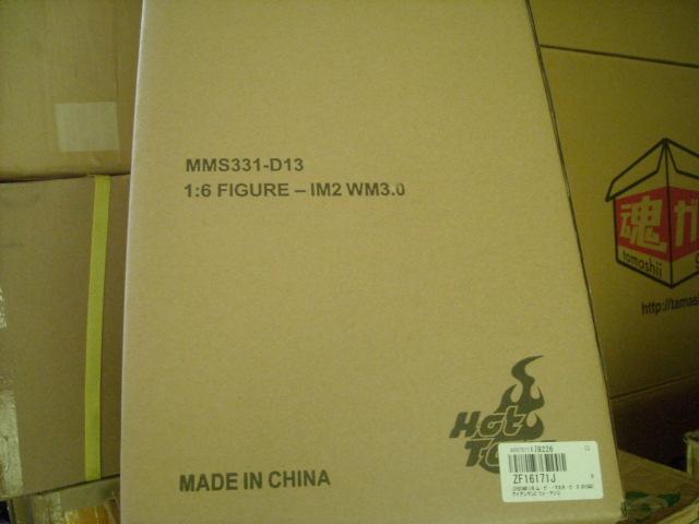Hottoys MMS331-D13 ムービー・マスターピース DIECAST アイアンマン2 1/6スケールフィギュア ウォーマシン 新品未開封 ホットトイズ グッズの画像