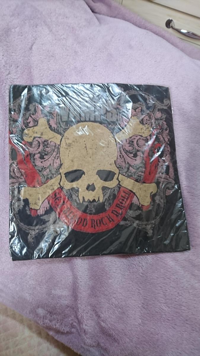 VAMPS ベストアルバム『SEX BLOOD ROCK N′ROLL』特典グッズのTシャツのみ 新品未開封 HYDE K.A.Z ラルク