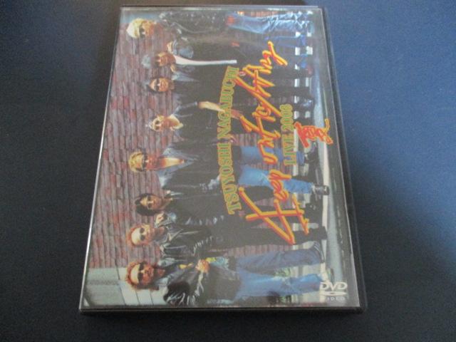 長淵剛 DVD KEEP ON FIGHTING LIVE 2003 2枚組