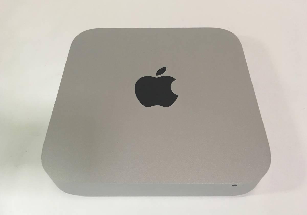 Apple Mac mini Model A1347(Mid 2011, MC815J/A)動作問題ナシ