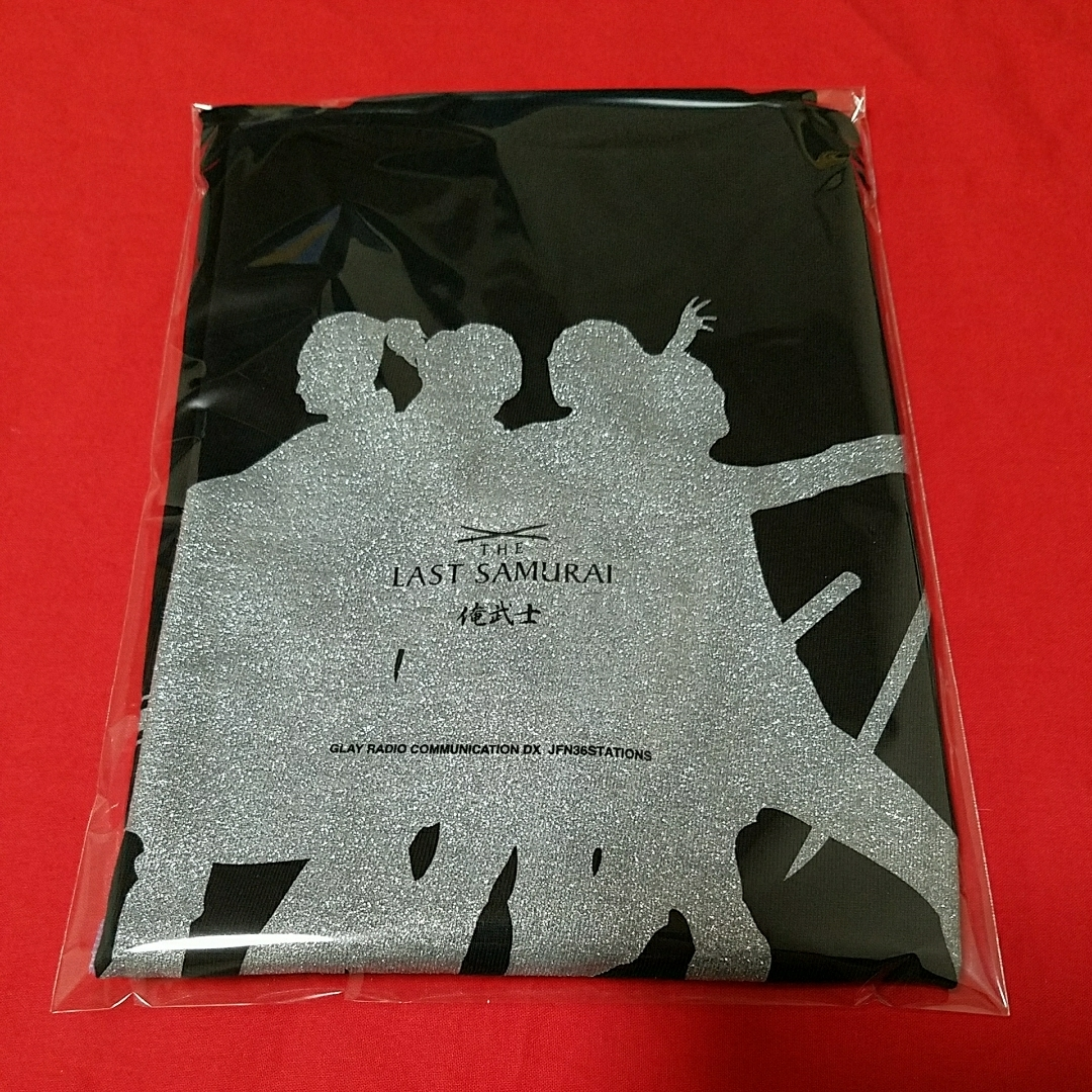 GLAY EXPO 2004 THE FRUSTRATED in USJ TAKURO 俺武士 Tシャツ