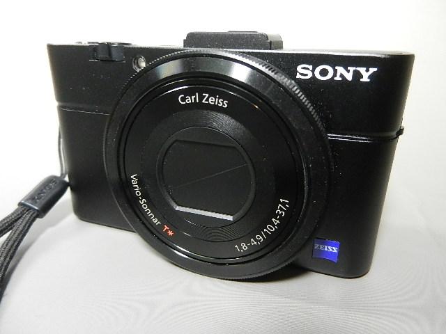 動作品 ソニー SONY サイバーショット DSC-RX100M2 デジカメ