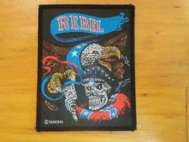 レベル ワッペン REBEL T436