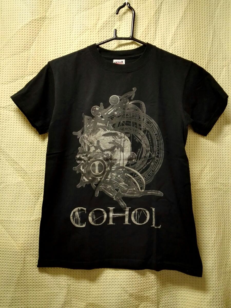 010 バンドTシャツ COHOL ユースL