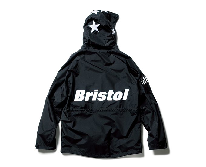 FCRB TOUR mountain parka F.C. real bristol タグ付き新品 Mサイズ
