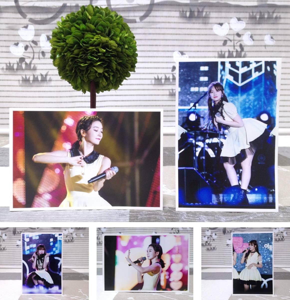 Oh my girl★K-POP★2017.8月★International Busking Festival★韓国 FC生写真30枚