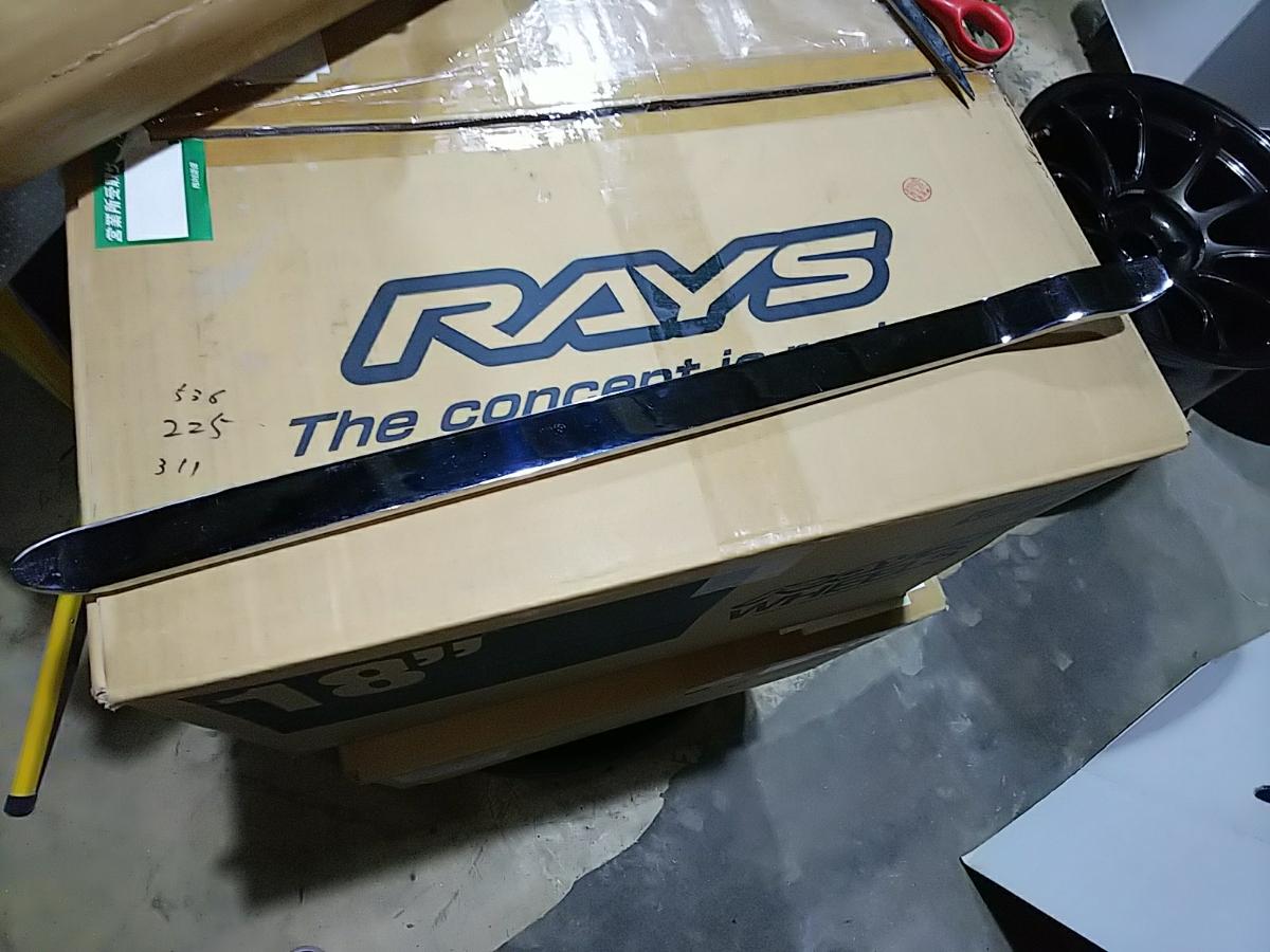 「低扁平 タイヤレバー 手組 ランフラット シルビア スカイライン S14 S15 S13 180sx (タイヤチェンジャー)」の画像