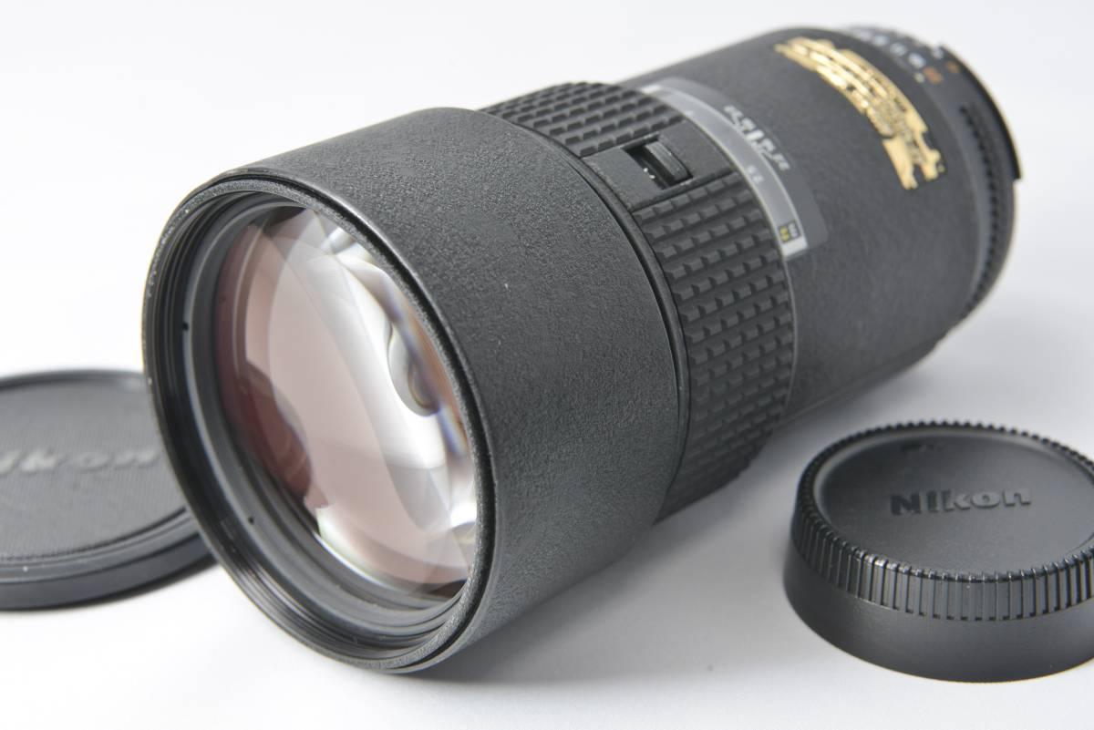 ★明るい単焦点★ Nikon ニコン AI AF Nikkor 180mm f/2.8D IF-ED