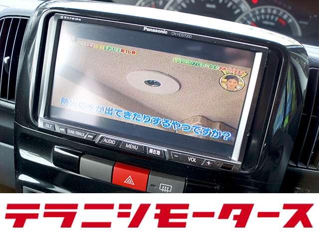 タント 660 カスタム Vセレクション ターボ HDDナビ・ETC・1セグ・DVD再生・キーフリー_画像4
