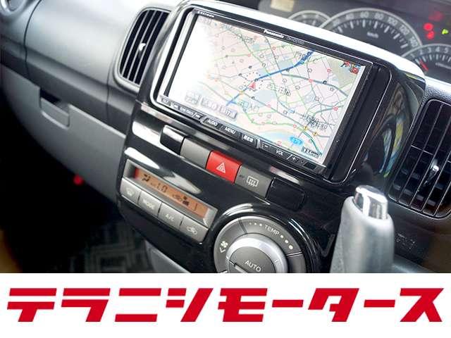 タント 660 カスタム Vセレクション ターボ HDDナビ・ETC・1セグ・DVD再生・キーフリー_画像3