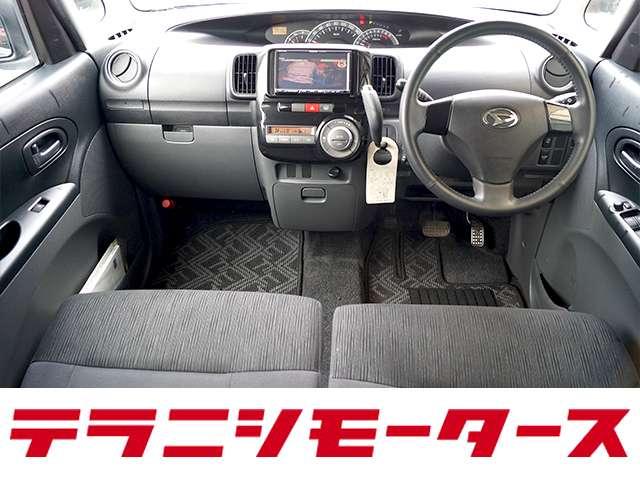 タント 660 カスタム Vセレクション ターボ HDDナビ・ETC・1セグ・DVD再生・キーフリー_画像2