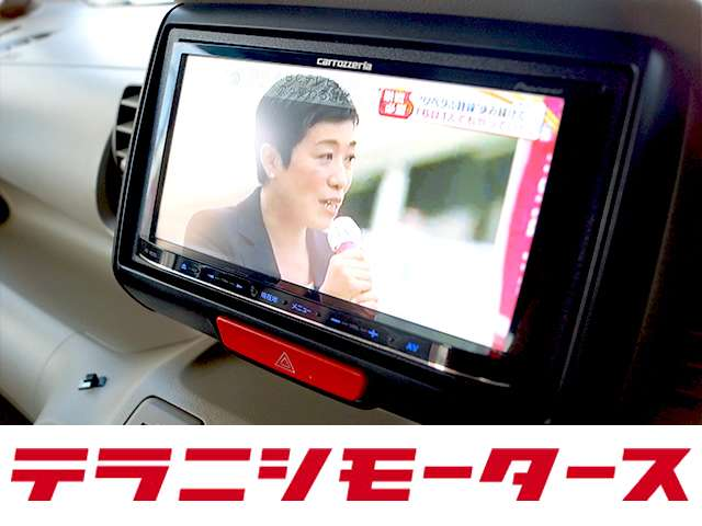 N-BOX 660 G SDナビ・ETC・ワンセグ・スマートキー_画像4