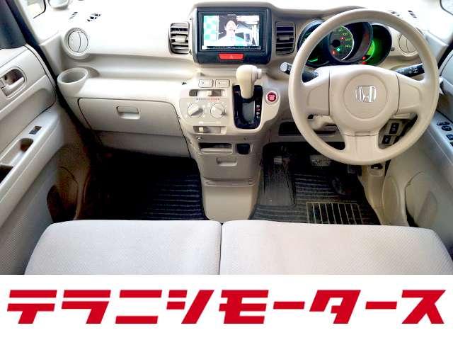 N-BOX 660 G SDナビ・ETC・ワンセグ・スマートキー_画像2