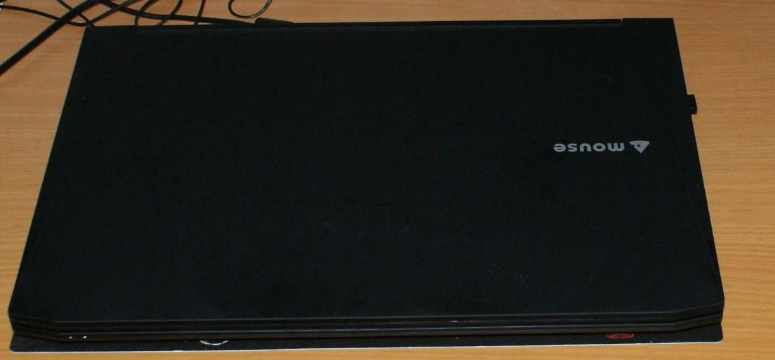 ☆mouseノートパソコン MB-W870S-SH2◇17.5型フルHD◇Core i7-6700HQ◇メモリ 16GB◇SSD 240GB+HDD 1TB◇GeForce GTX960M◇DVDマルチ☆_画像2