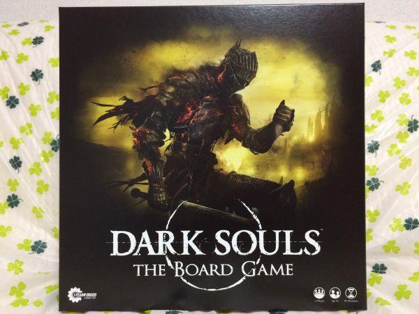 【美品】ダークソウル ボードゲーム(DARK SOULS THE BOARD GAME)_画像1