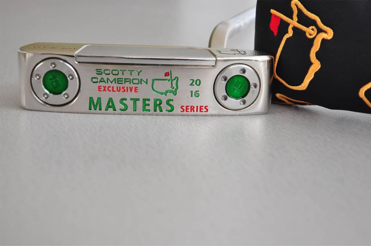 2016 Masters Exclusive マスターズ記念モデル 34インチ USモデル