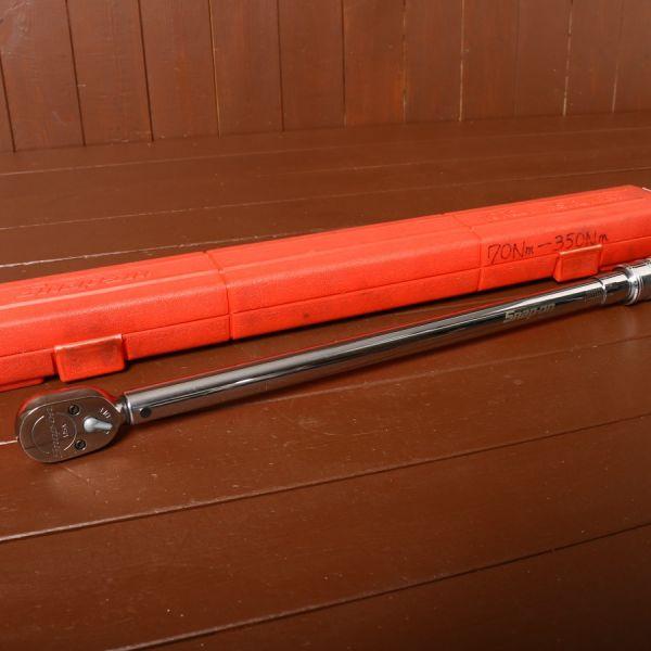 SNAP-ON トルクレンチ 70nm 350nm 工具 電動工具 DIY 日曜大工 kd01000818