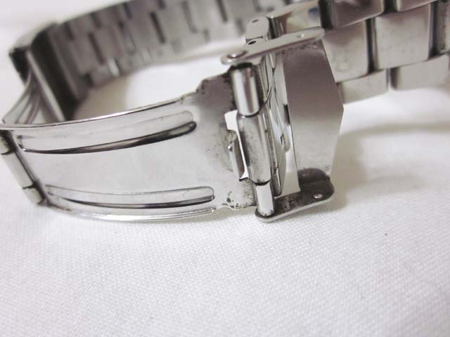 【中古】 D&G DOLCE&GABBANA ドルチェ&ガッバーナ 腕時計 シルバー ブラック[240023055628]_画像5