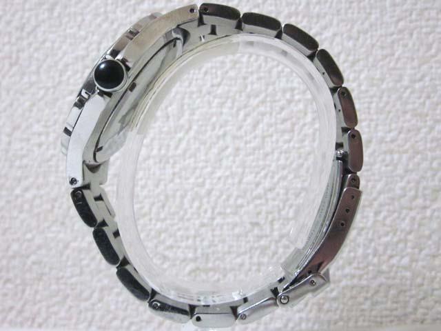 【中古】 D&G DOLCE&GABBANA ドルチェ&ガッバーナ 腕時計 シルバー ブラック[240023055628]_画像2