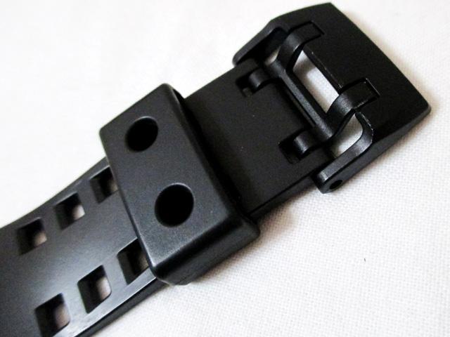 【中古】 カシオ G-SHOCK GA-400 黒 腕時計[240010189326]_画像5