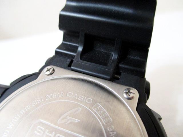 【中古】 カシオ G-SHOCK GA-400 黒 腕時計[240010189326]_画像6