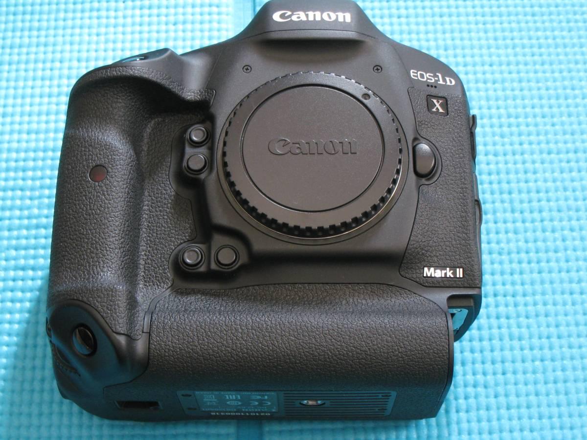 EOS-1D X Mark II(レリース回数6000以下)美品おまけ付き
