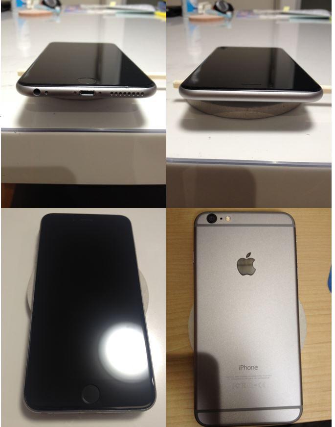 【超美品】 iPhone6Plus 64GB au スペースグレイ ネットワーク制限 ◯ 残債なし 初期化済み iOS : 9.35 1円スタート最落なし!
