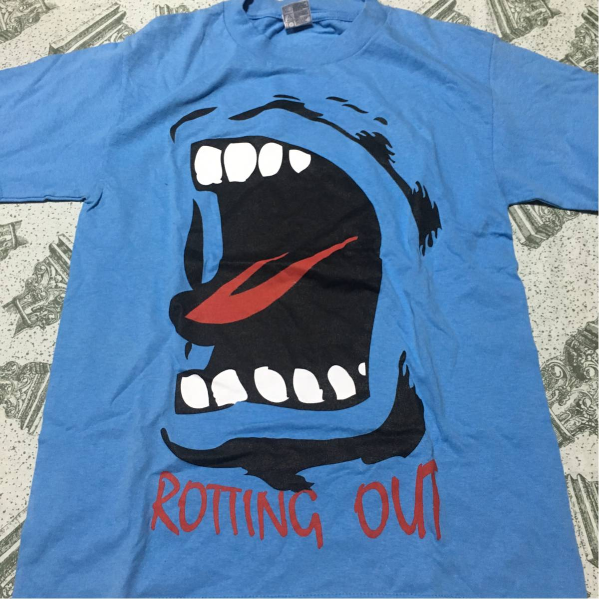 ROTTING OUT Tシャツ nyhc lockin out thrasher 21