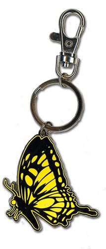 絶園のテンペスト 蝶 キーホルダー グッズ 北米版 グッズの画像
