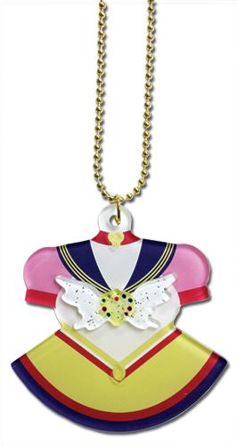 美少女戦士セーラームーン エターナルセーラームーン セーラー服 ネックレス グッズ 北米版 グッズの画像