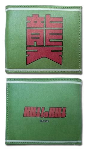 キルラキル 漢字 (?) 財布 グッズ 北米版 グッズの画像