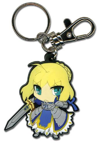 Fate/Zero セイバー キーホルダー グッズ 北米版 グッズの画像