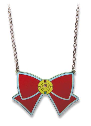 美少女戦士セーラームーン リボン ネックレス グッズ 北米版 グッズの画像