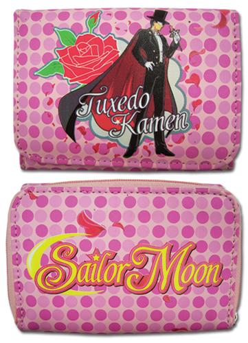 美少女戦士セーラームーン タキシード仮面 財布 グッズ 北米版 グッズの画像