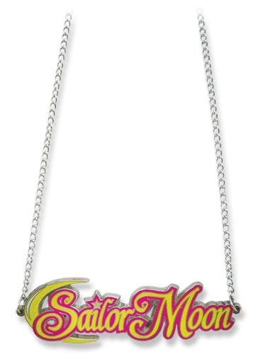 美少女戦士セーラームーン ロゴ (大) ネックレス グッズ 北米版 グッズの画像
